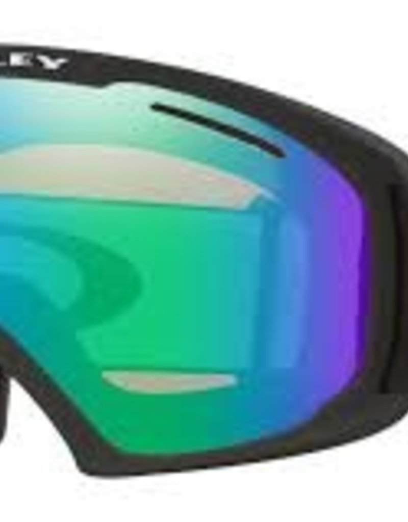 Oakley Oakley OFrame 2.0 XL Goggle, Matte Black w/Fire Iri & Persimmon