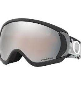 Oakley Oakley Canopy Goggle, Black Camo w/Prizm Black Iridium Lens