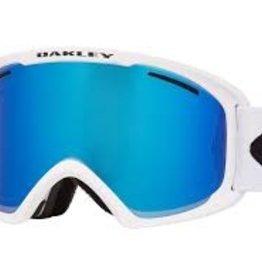Oakley Oakley OFrame 2.0 XM Goggle, Matte White w/Violet&Persimmon
