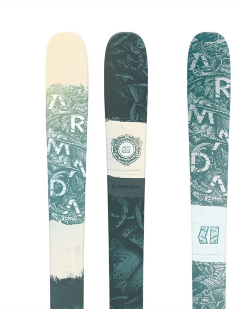 Armada Skis Inc. Armada ARW 86 (W) (DEMO) w/Salomon N Warden MNC 13