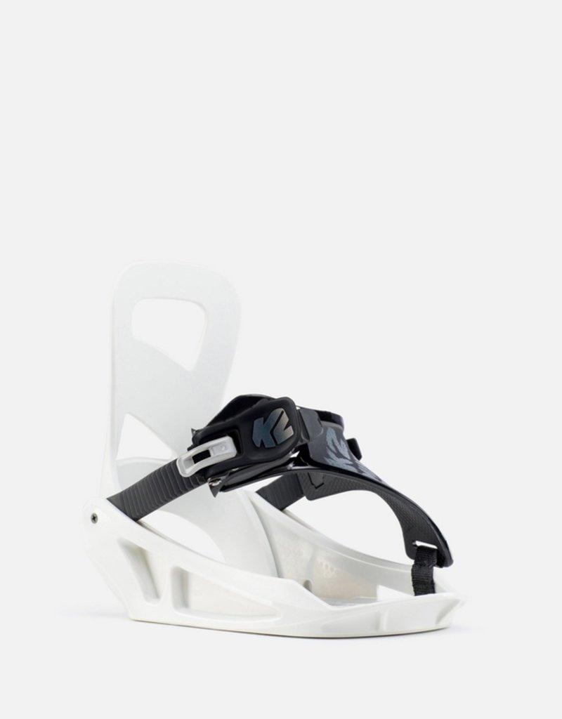 K2 Corp K2 Mini-Turbo Snowboard Binding (YTH) 19/20