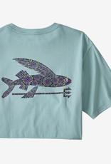 Patagonia Patagonia Flying Fish Organic Tee (M)