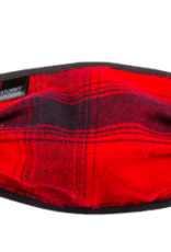 Stormy Kromer Flannel Face Mask