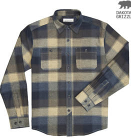Dakota Grizzly Dakota Grizzly Grant Flannel (M)
