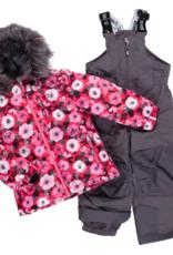 Nano Noruk Insulated Floral Snowsuit (Y)