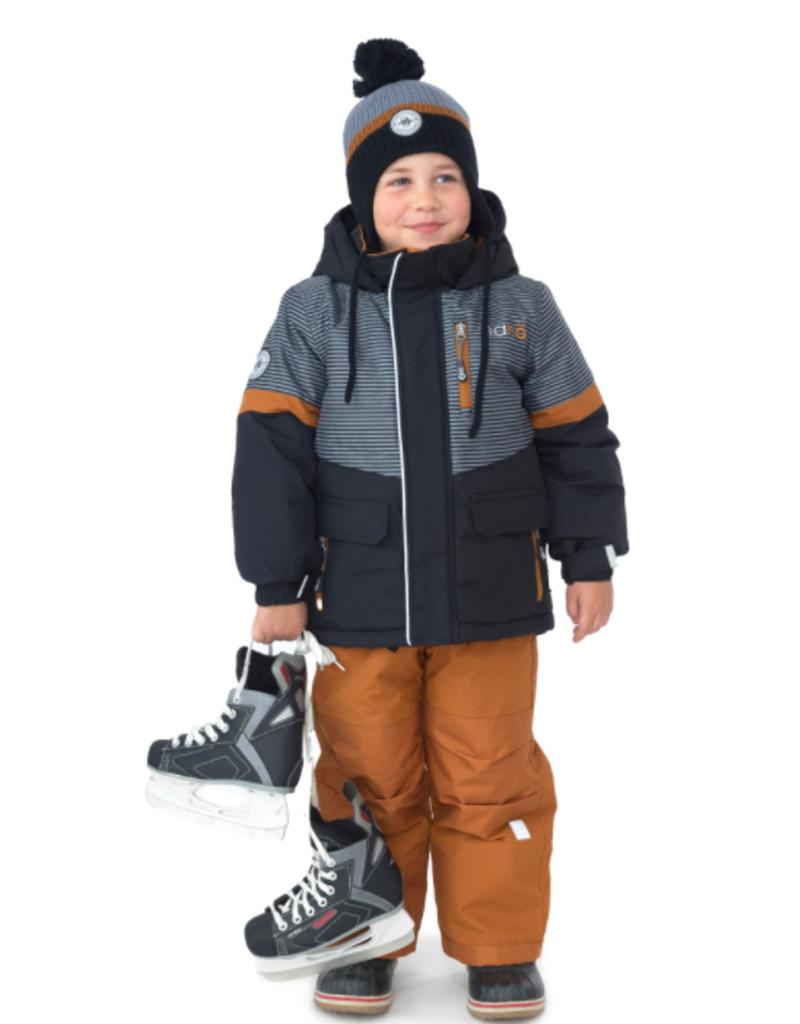 Nano Noruk Insulated Striped Snowsuit (Y)