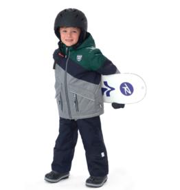 Nano Noruk Insulated Tri Color Snowsuit (Y)