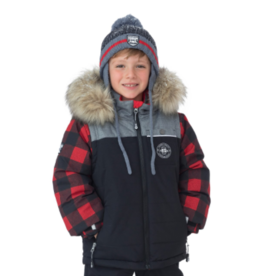 Nano Noruk Insulated Lumberjack Jacket (Y)