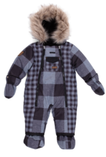 Noruk Plaid Snowsuit (T)