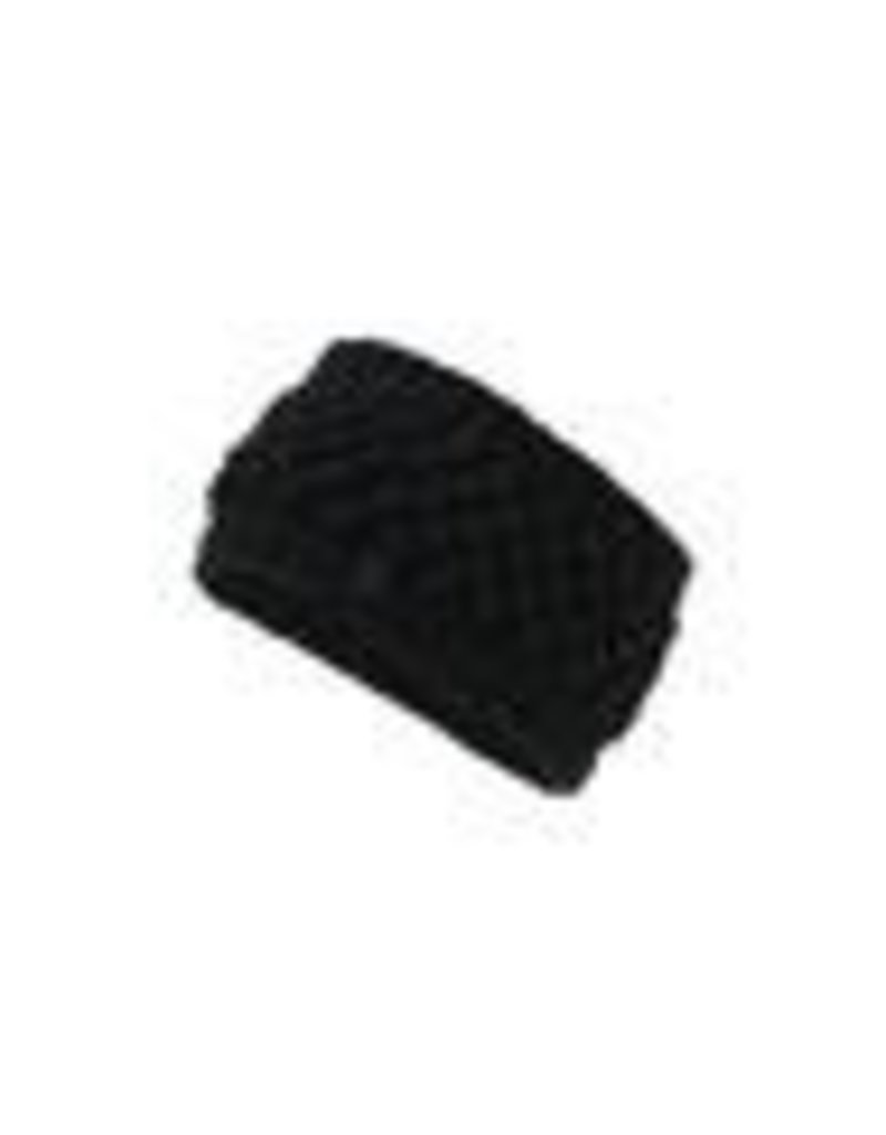 Spyder Spyder BRRR Berry Headband, Black