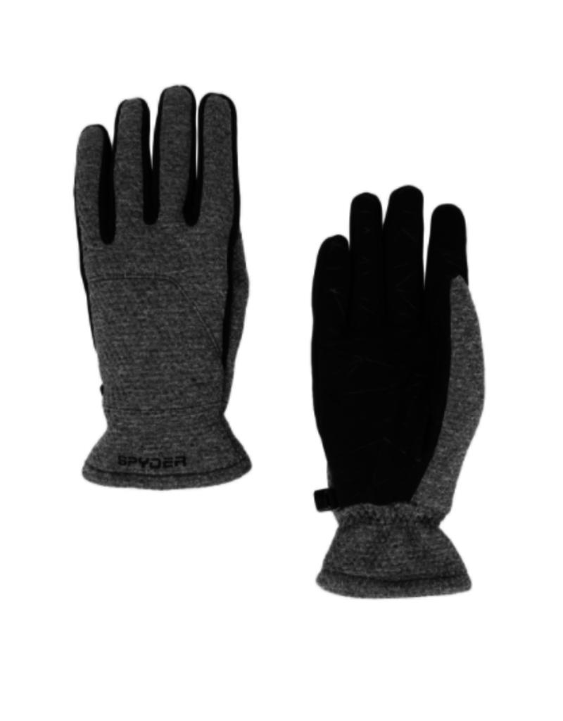 Spyder Spyder Encore Fleece Glove, Black (W)