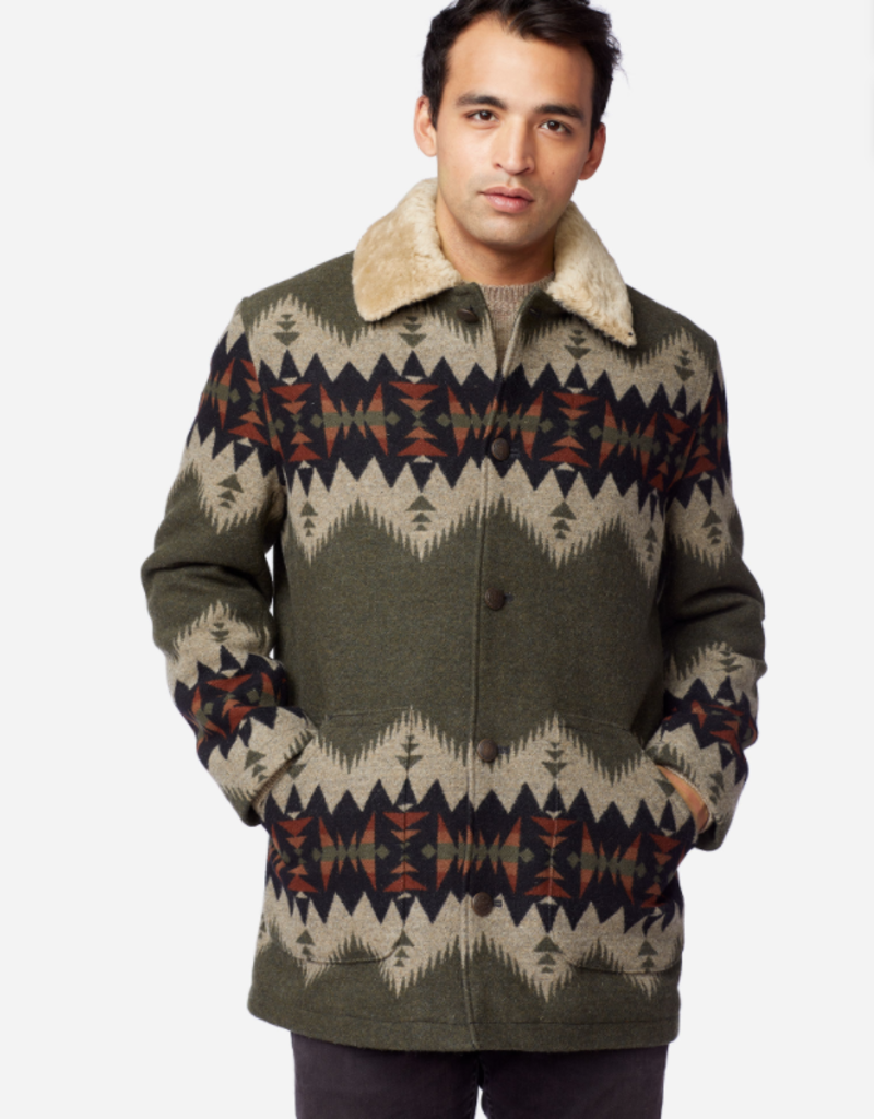 Pendleton Brownsville Coat (M)
