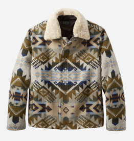 Pendleton Silverton Blanket Coat (M)
