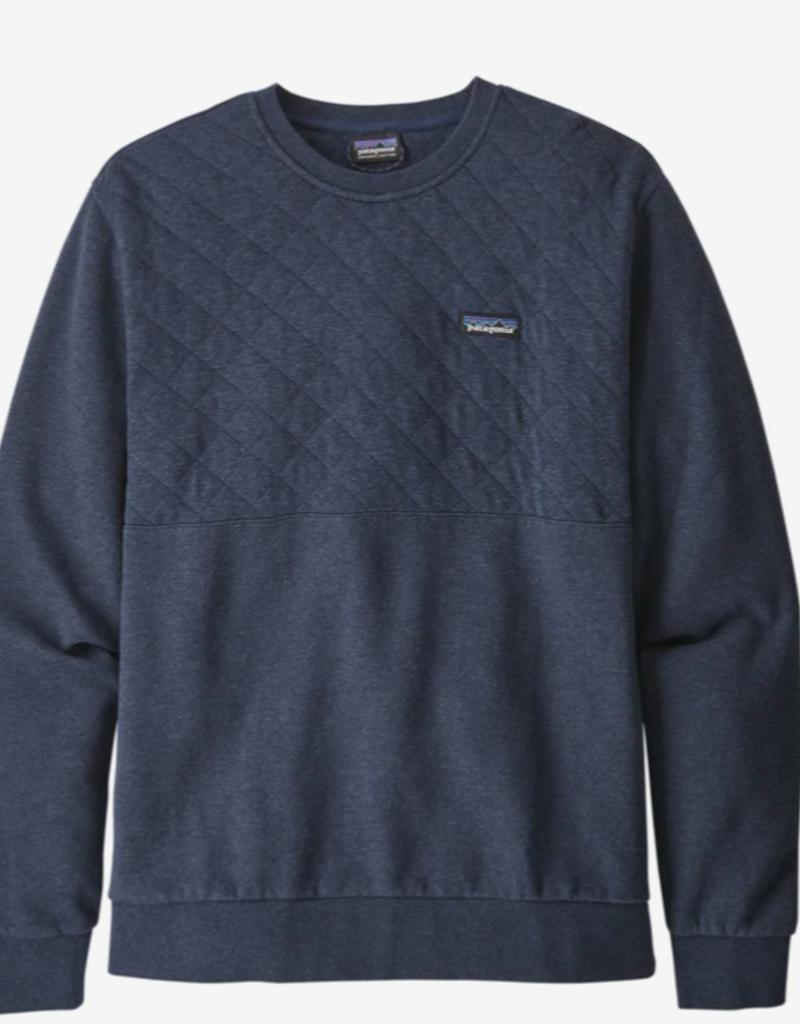 Patagonia Patagonia Organic Cotton Quilt Crewneck Sweatshirt (M)