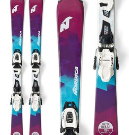 Nordica Nordica Little Belle Alpine Ski (YTH) 17/18
