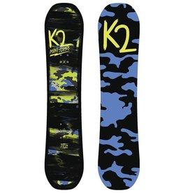 K2 Corp K2 Mini-Turbo Snowboard (YTH) 17/18