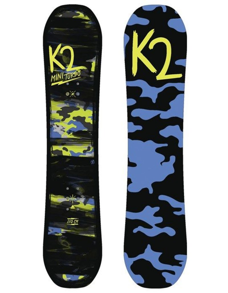 K2 Corp K2 Mini-Turbo Snowboard (YTH) 17/18