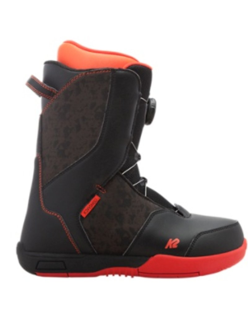 K2 Corp K2 Vandal BOA Snowboard Boot (YTH) 17/18
