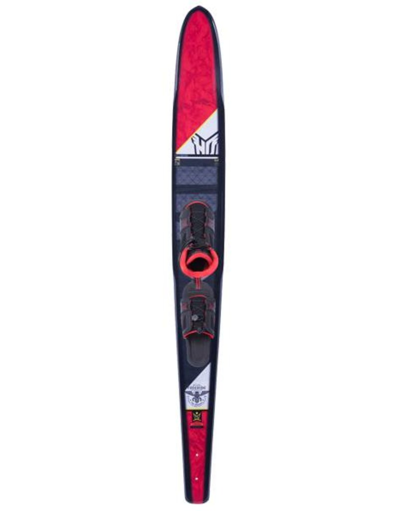 "HO Sports HO 71"" Freeride Slalom Waterski w/FreeMax (10-15) ART Boot (A) 2018"