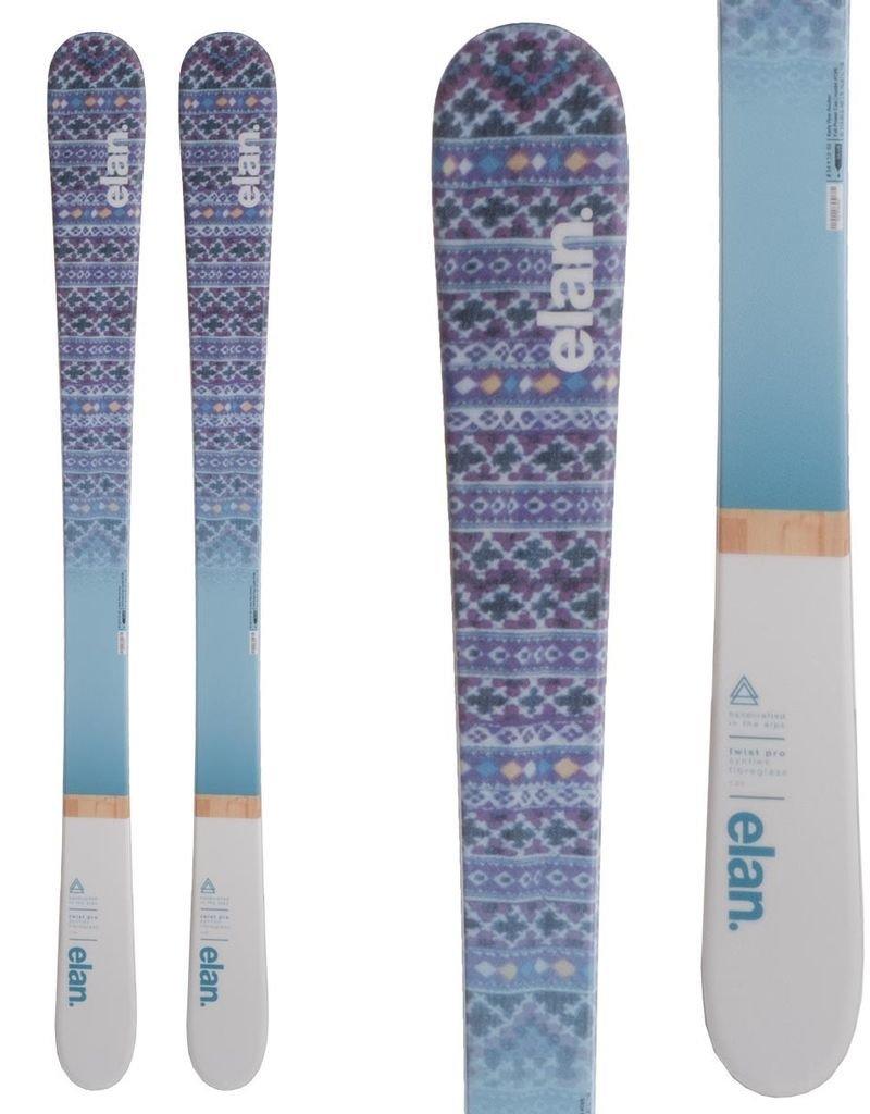 Alpina Elan Twist Pro Alpine Ski (YTH) 17/18