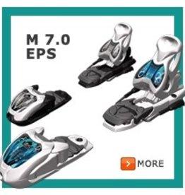 Marker M 7.0 EPS (53-165 lbs.) 74mm Brake Alpine Binding (YTH) 16/17