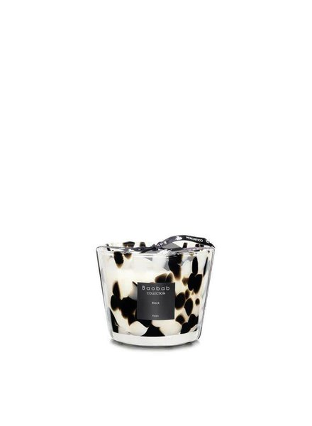 Baobab Candles MAX 10 PEARLS BLACK