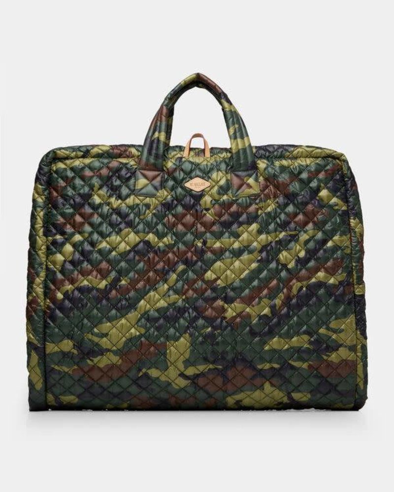 MZ Wallace MZ MICHAEL GARMENT BAG CAMO