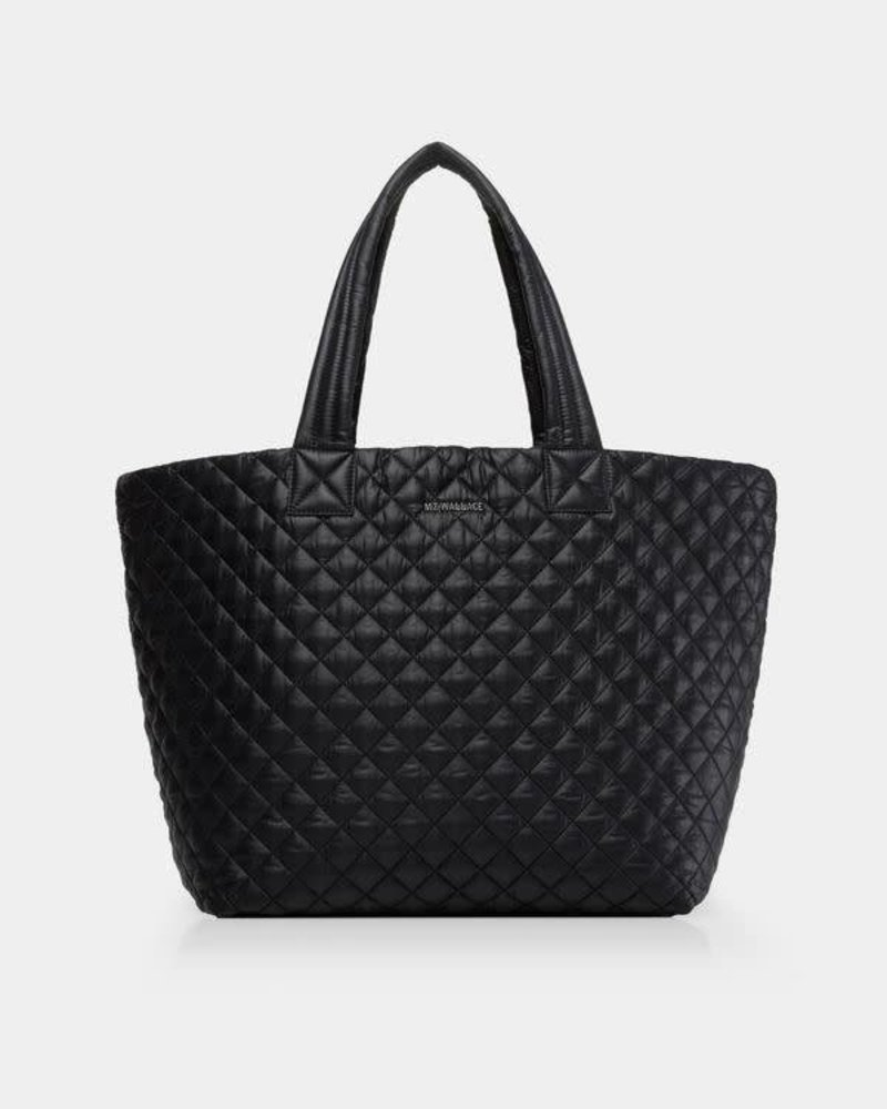MZ Wallace MZ METRO TOTE LARGE BLACK