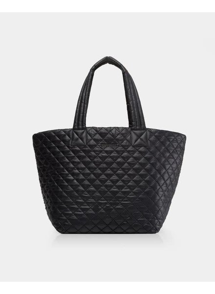 MZ Wallace MZ METRO TOTE BLACK MEDIUM