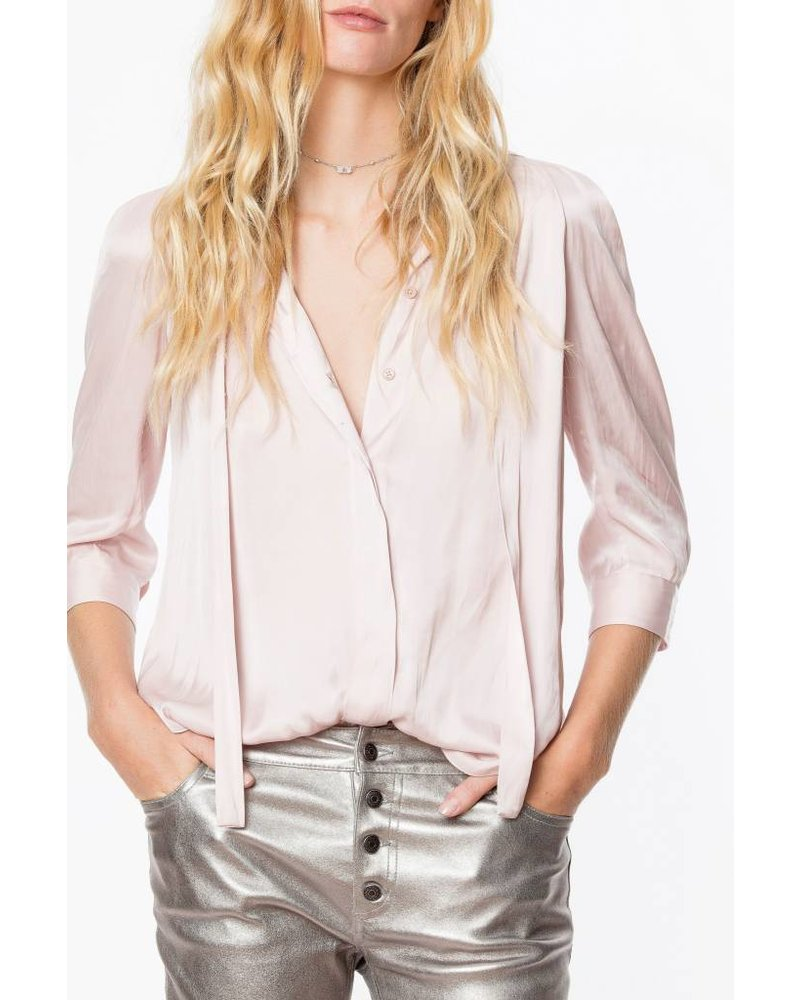 Zadig & Voltaire ZV TOUCH SATIN TUNIC