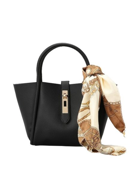 UN BILLION UN BILLION LACY TOTE BLACK