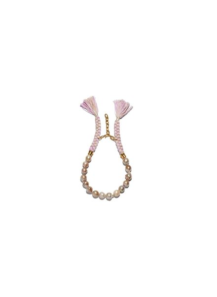 Lizzie Fortunato Jewels LFJ CORSICA COLLAR IN LAVENDAR