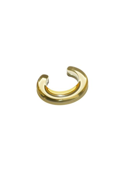 Lizzie Fortunato Jewels LFJ RIDGE CUFF IN LIMONCELLO