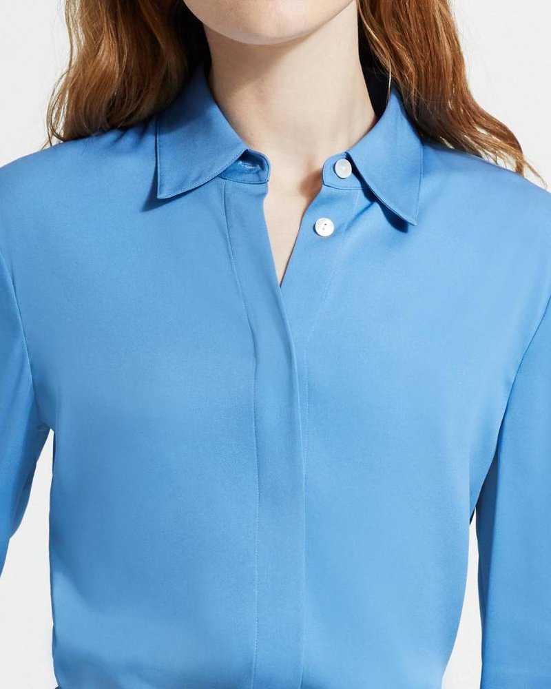 THEORY CLASSIC FITTED SHIRT