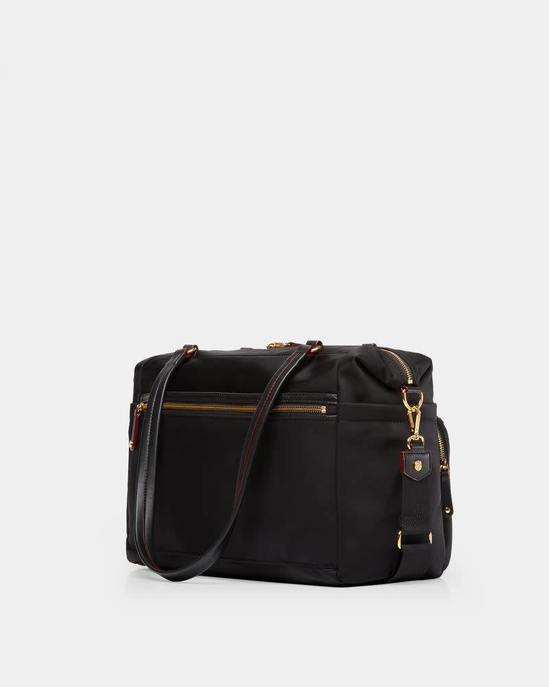 MZ Wallace MZ TRIBECA TRAVEL XL BLACK