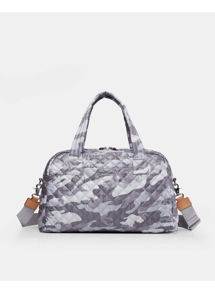 MZ Wallace MZ JIMMY TRAVEL S LT. GREY CAMO
