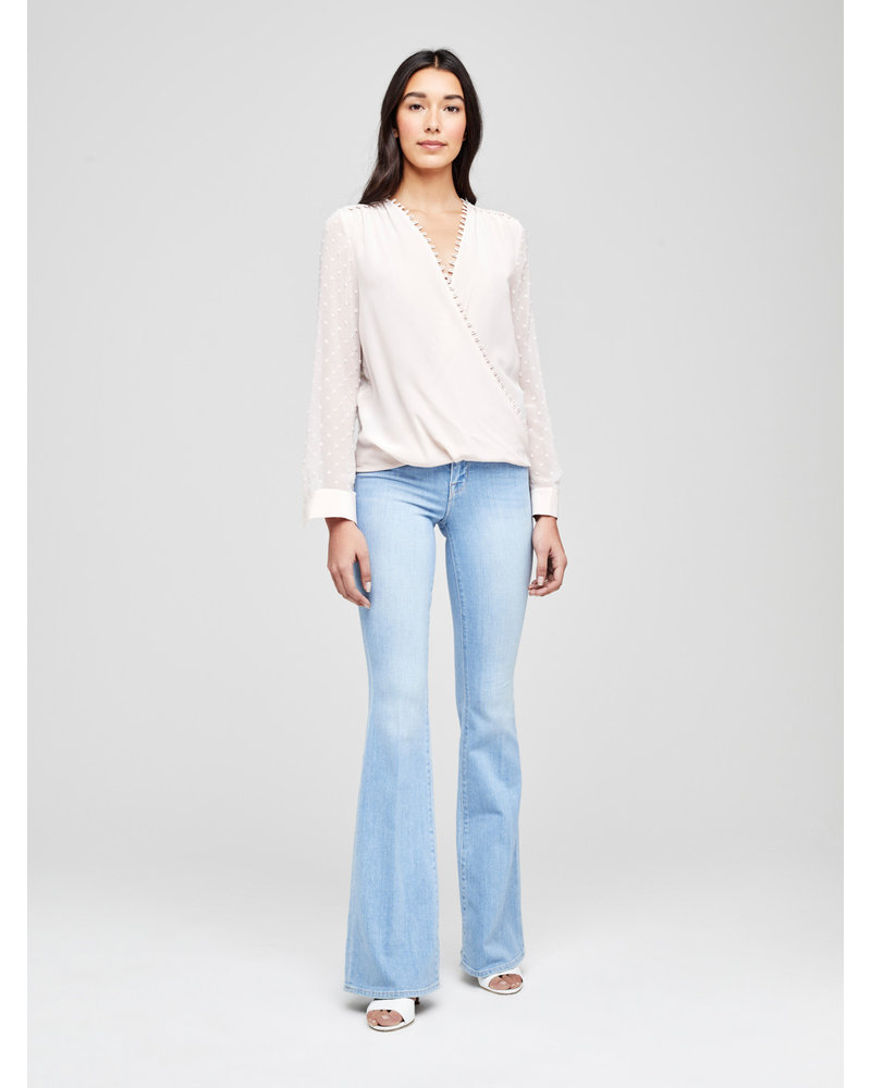 L'Agence L'AGENCE PERRY BLOUSE