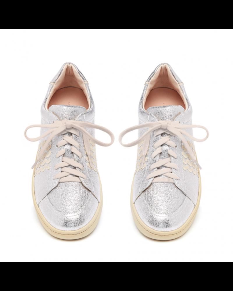 Loeffler Randall Shoes LOEFFLER ELLIOT LACE UP W/ RIC RAC
