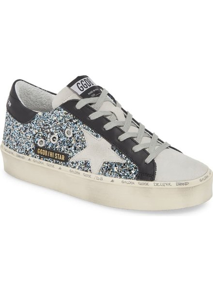 GOLDEN GOOSE GG SNEAKERS HI STAR