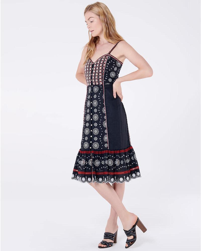VERONICA BEARD VB GIULIANA DRESS
