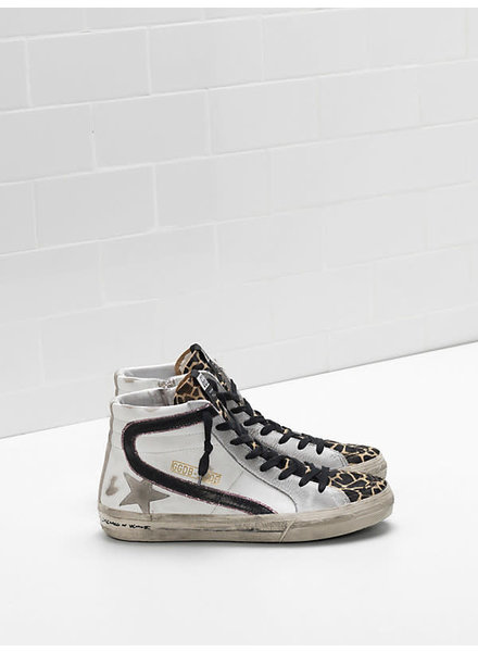 GOLDEN GOOSE GG SNEAKERS SLIDE