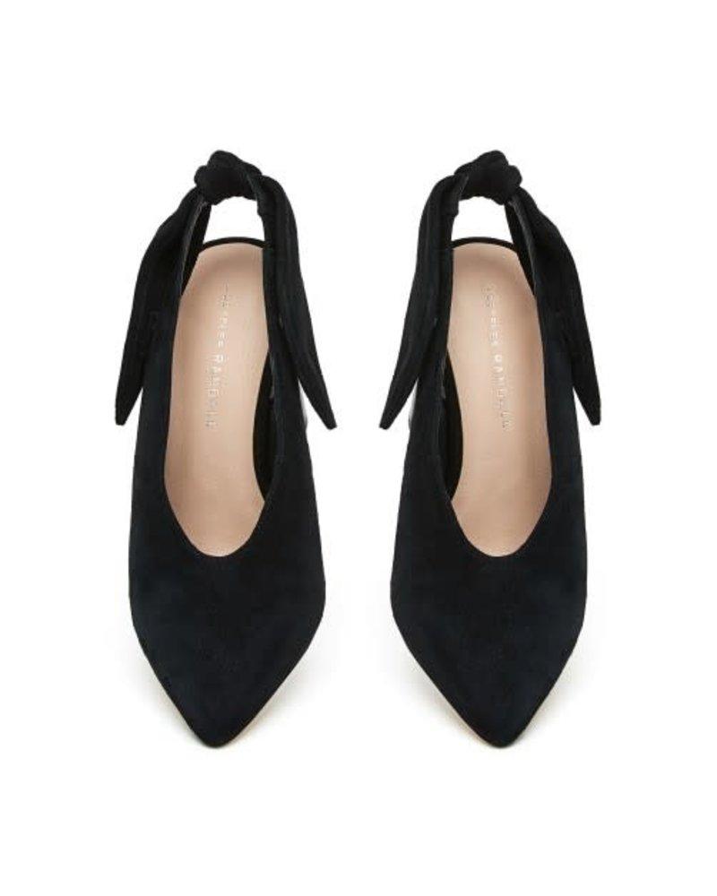Loeffler Randall Shoes LR ESTELLE SLINGBACK W/ BOW