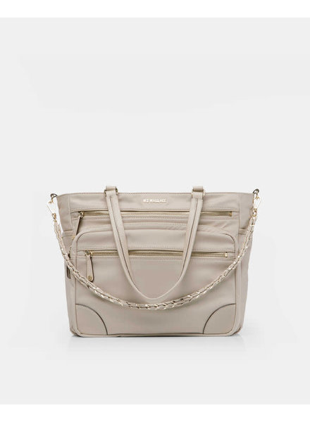 MZ Wallace MZ TRIBECA TOTE MEDIUM DUNE