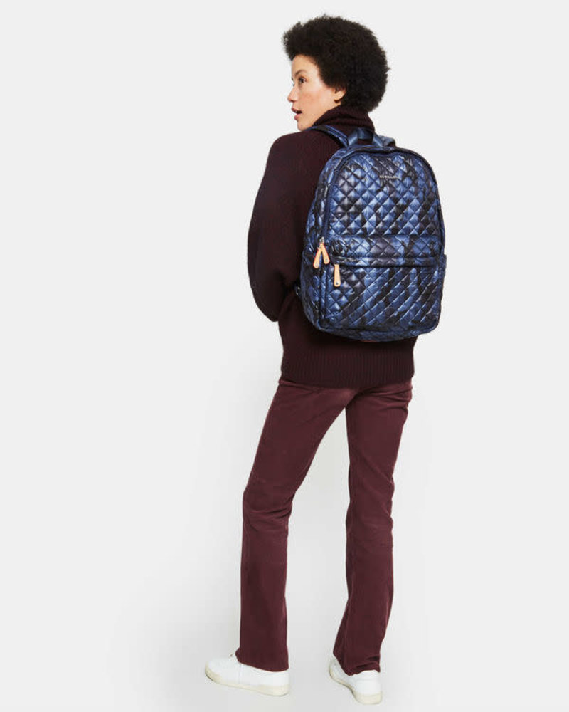 MZ Wallace MZ METRO BACKPACK 245 Blue Camo