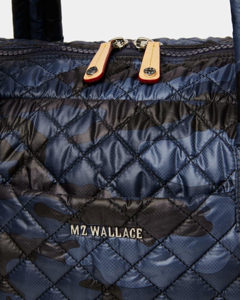 MZ Wallace MZ WALLACE JJ XS DARK BLUE CAMO