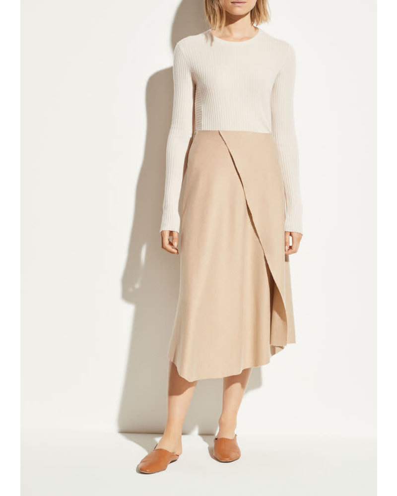 Vince Clothing VINCE ASYMM SKIRT