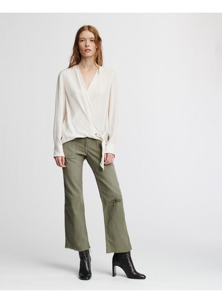 Rag & Bone Clothing RB FELIX POPOVER