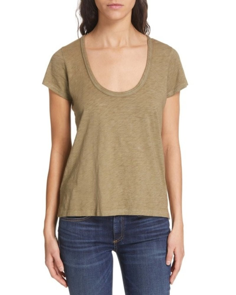 Rag & Bone Clothing RB U NECK TEE