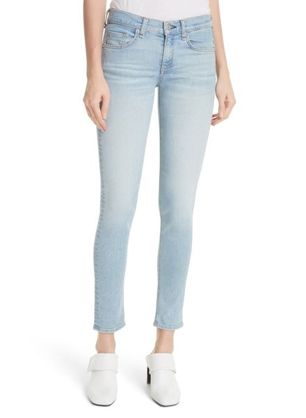 Rag & Bone Clothing RB ANKLE SKINNY 195