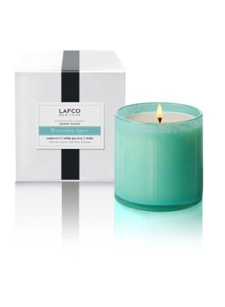 LAFCO WATERMINT AGAVE SIGNATURE CANDLE DESERT HOUSE